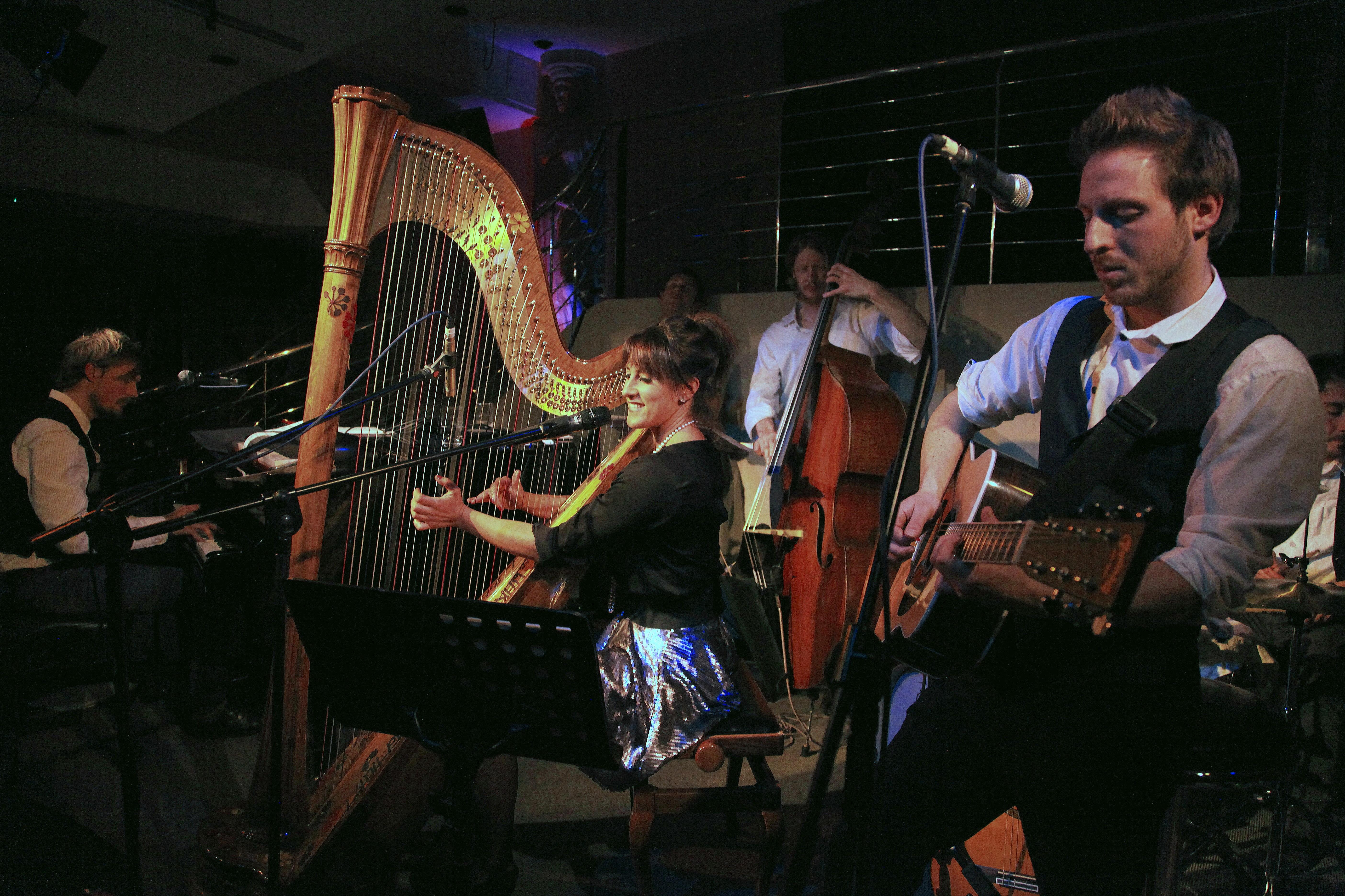 Lucinda Belle Orchestra