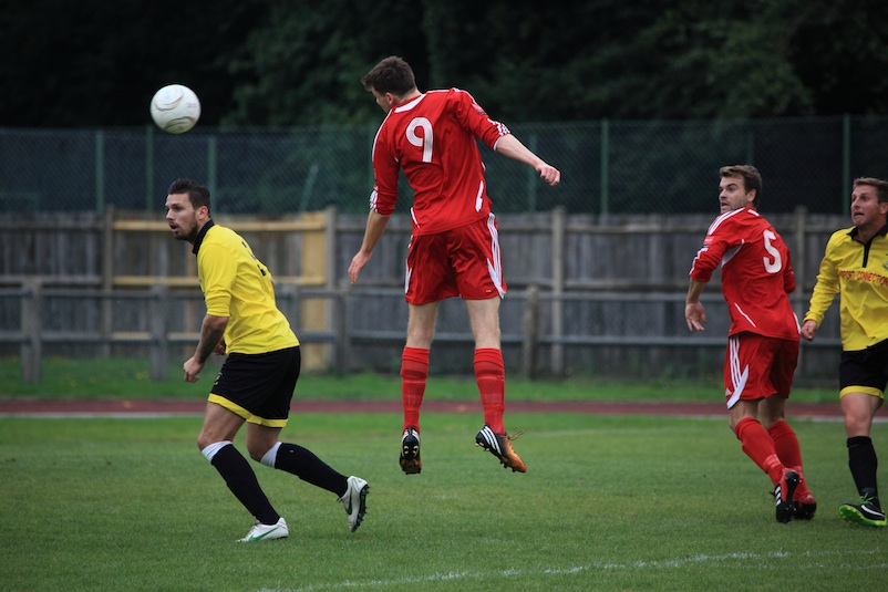 Walton V Ramsgate. Copyright Chris Bushe. Will Turl