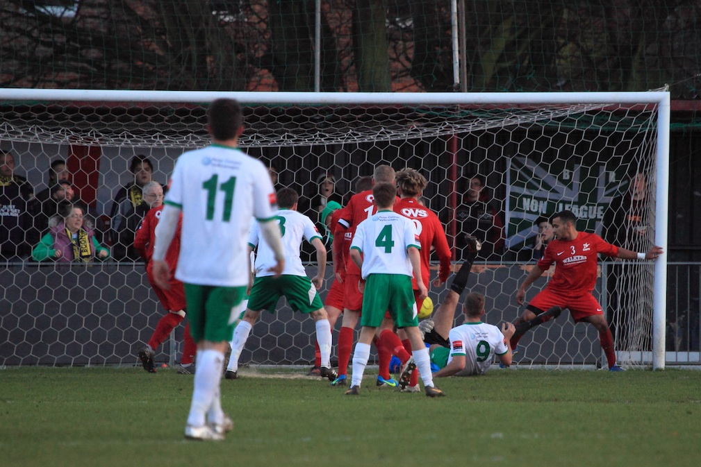 Ben Godfrey scores for bognor