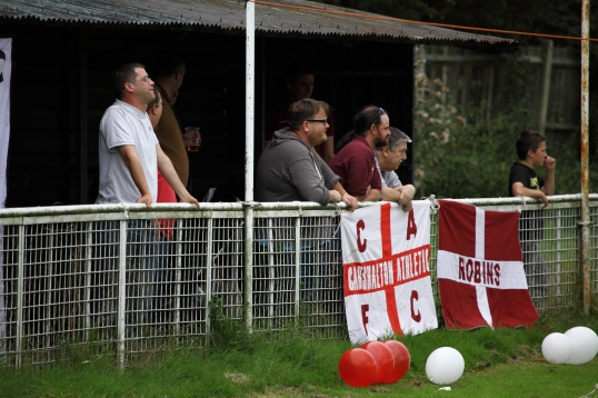 Carshalton Away Fans 2014