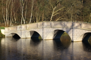 Painshill Park Cobham. Copyright Chris bushe