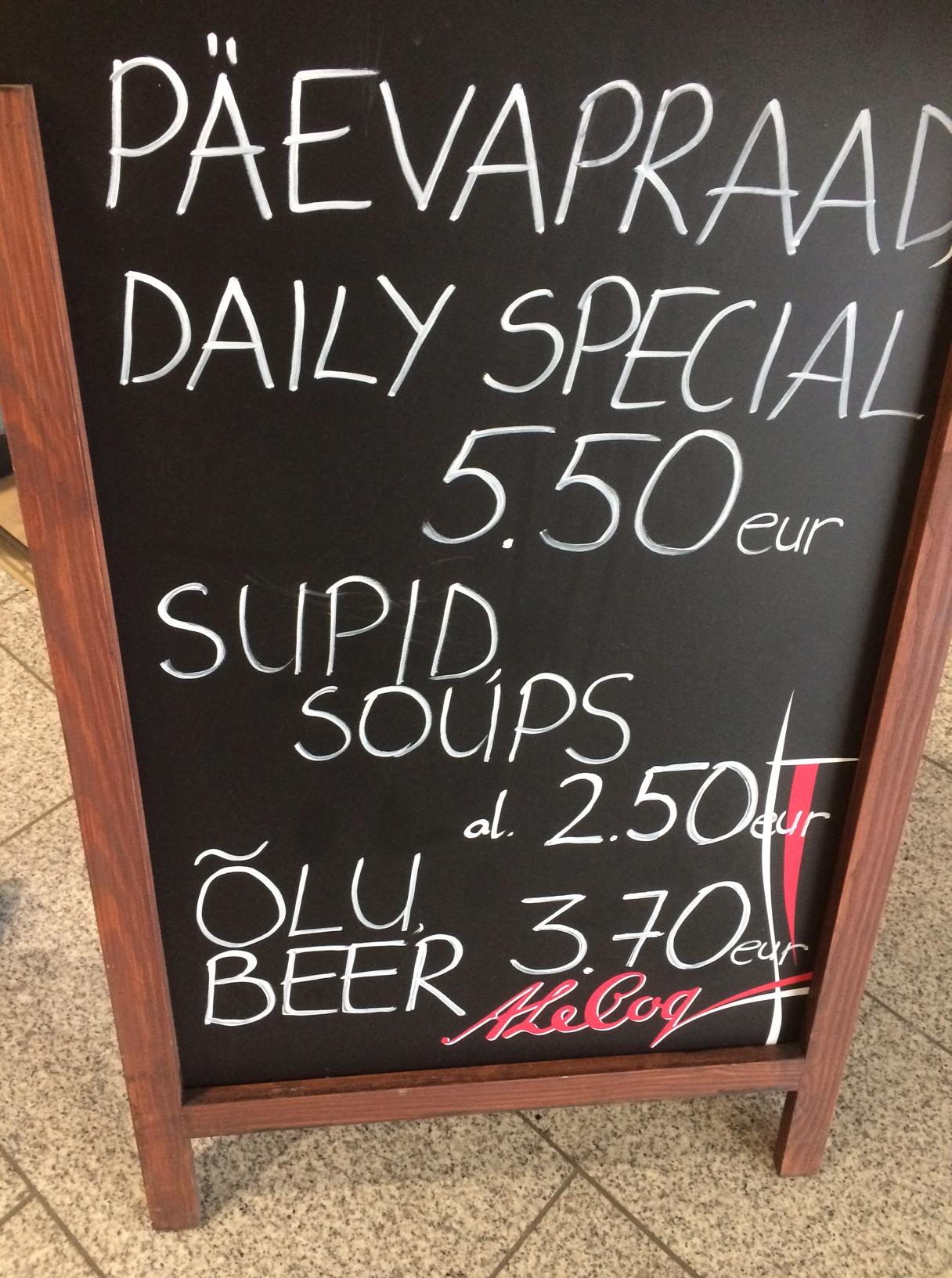 Supid Soups