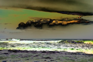 Tsunamia Painting