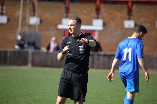 Referee Mr C Green Ryman South