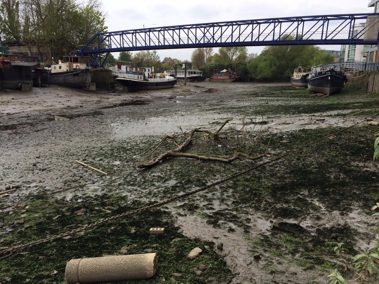 River Thames at Brentford
