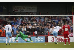 Crawley Town v Coventry City