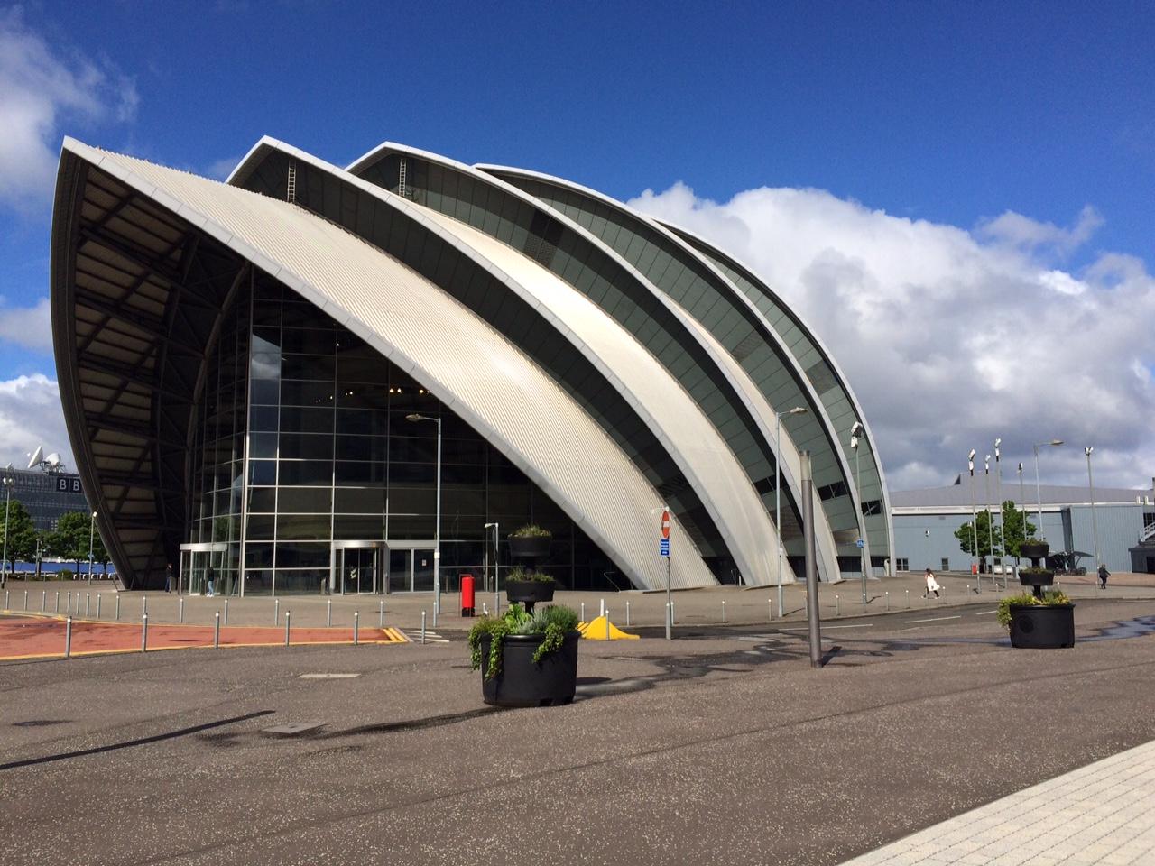 Armadillo SECC Glasgow