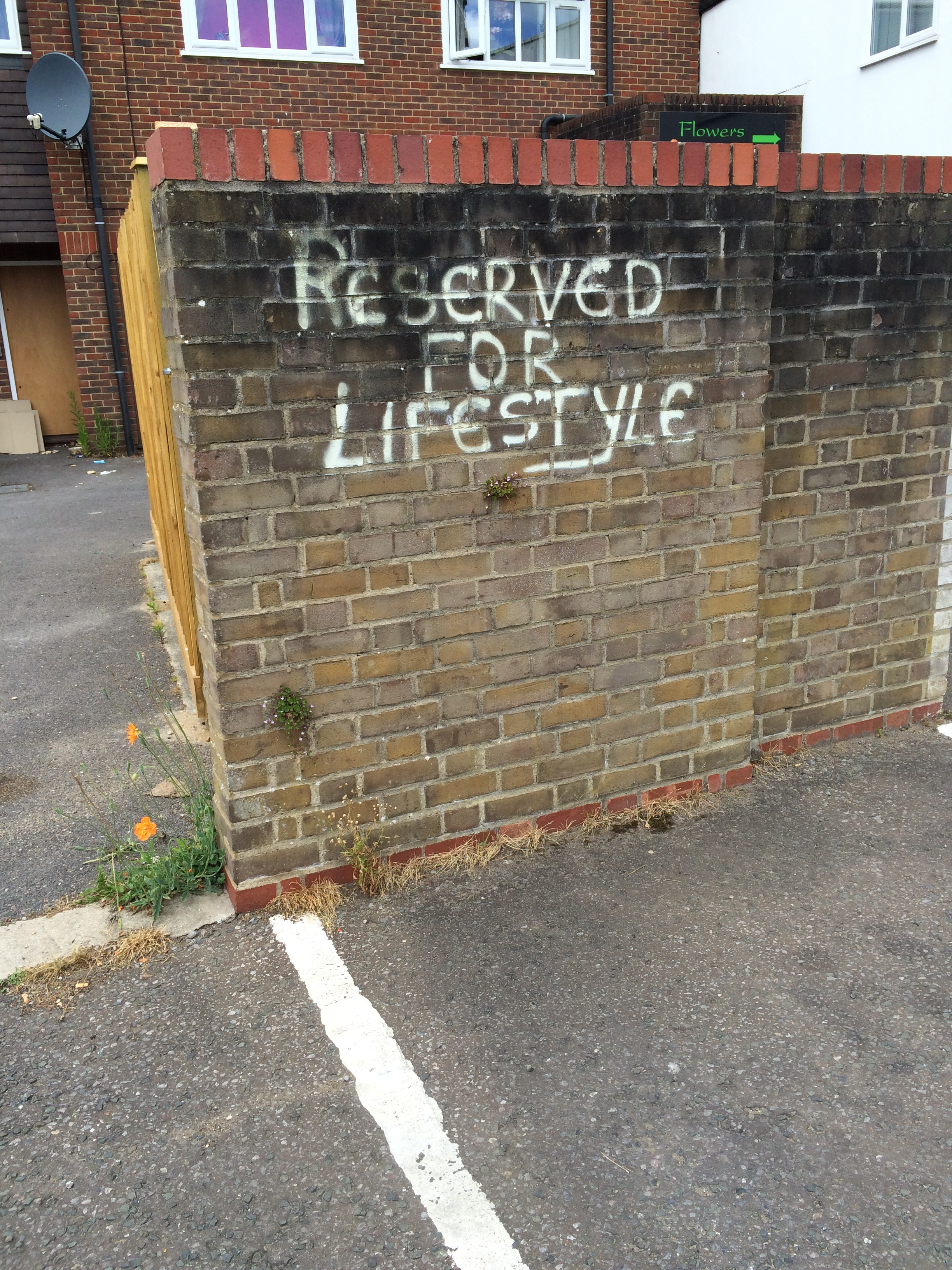 Reserved for Lifestyle
