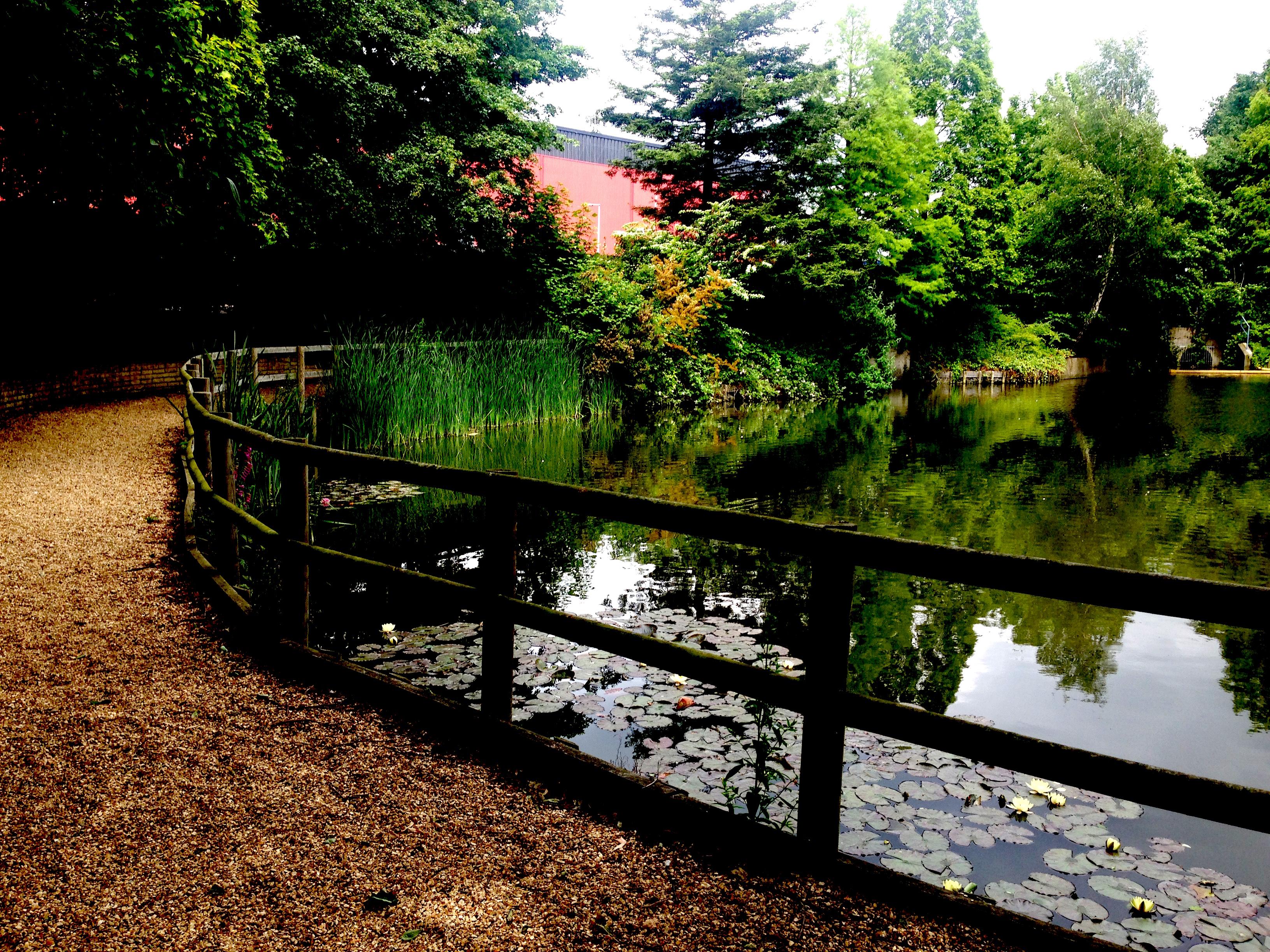 Birmingham looking nice