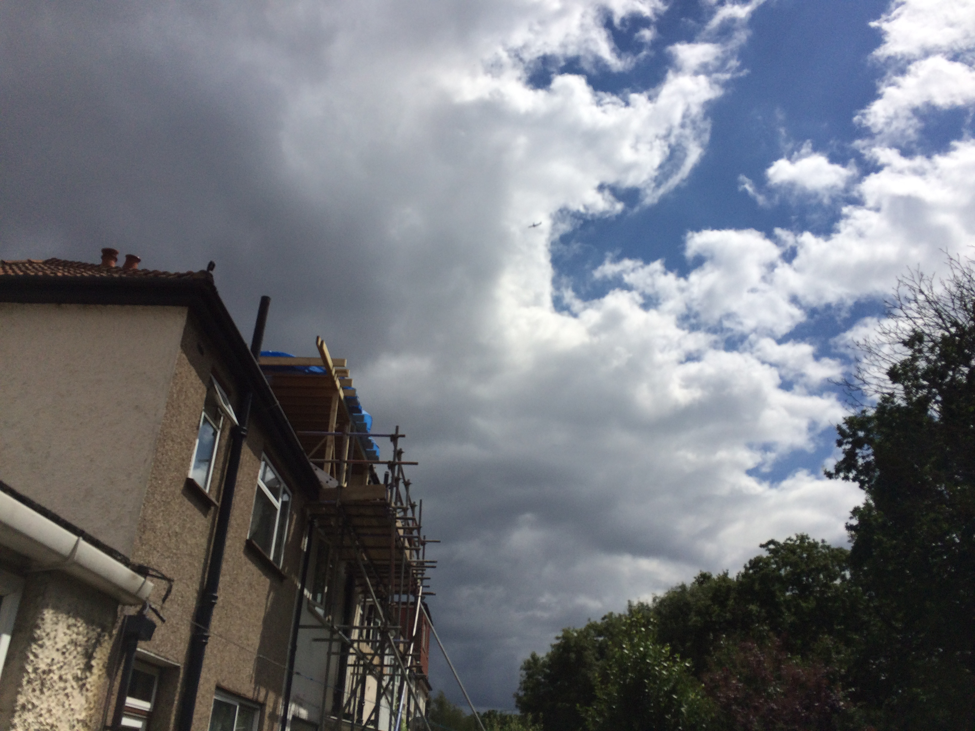 Variable UK weather