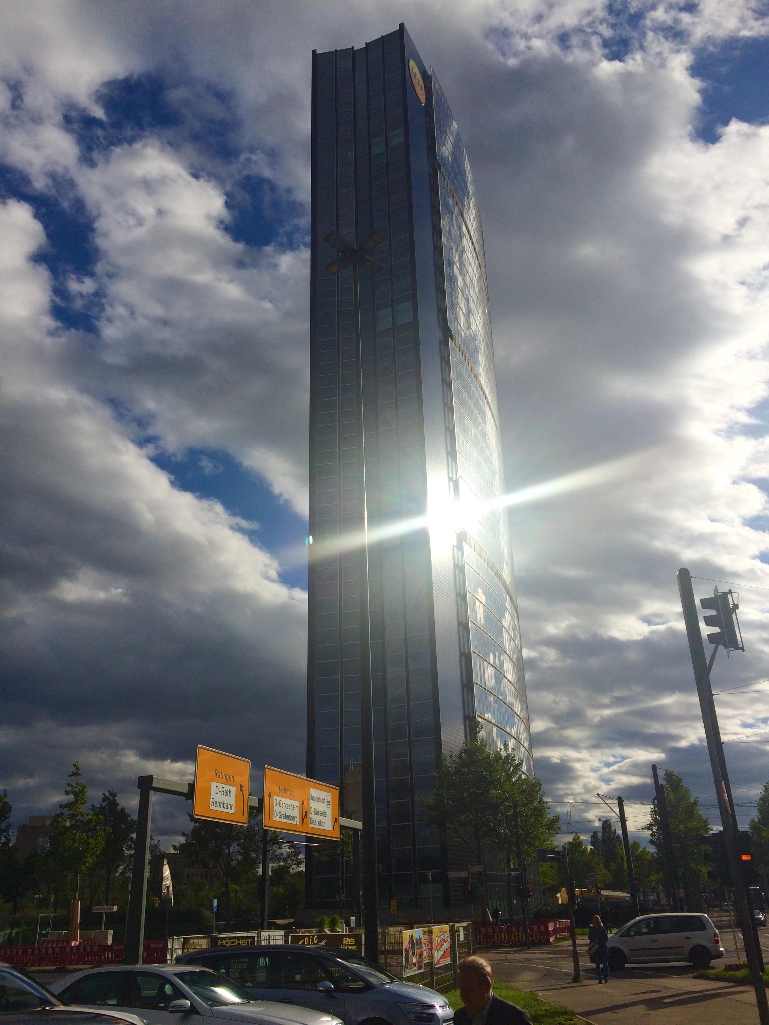 Dusseldorf Rflections