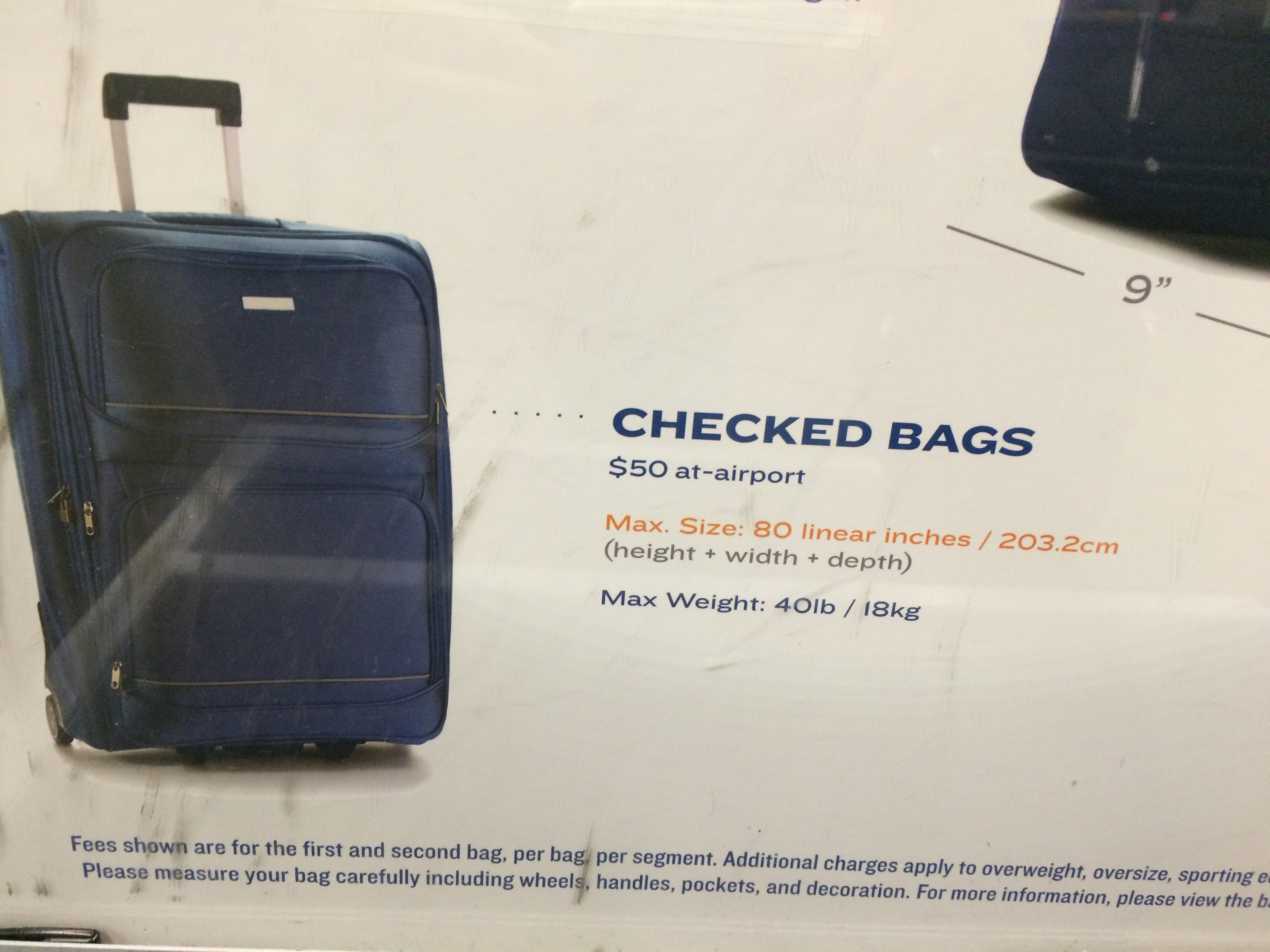 Obesity And Flying Have A Look At Allegiantair Charge