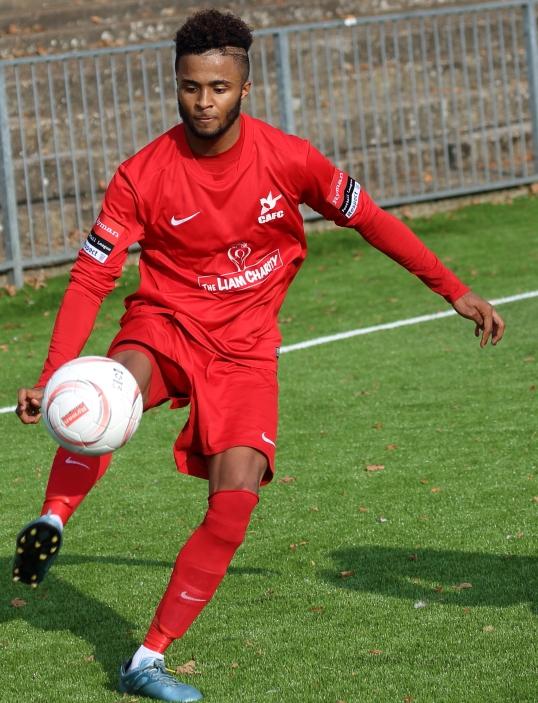 Carshalton AFC Juggling