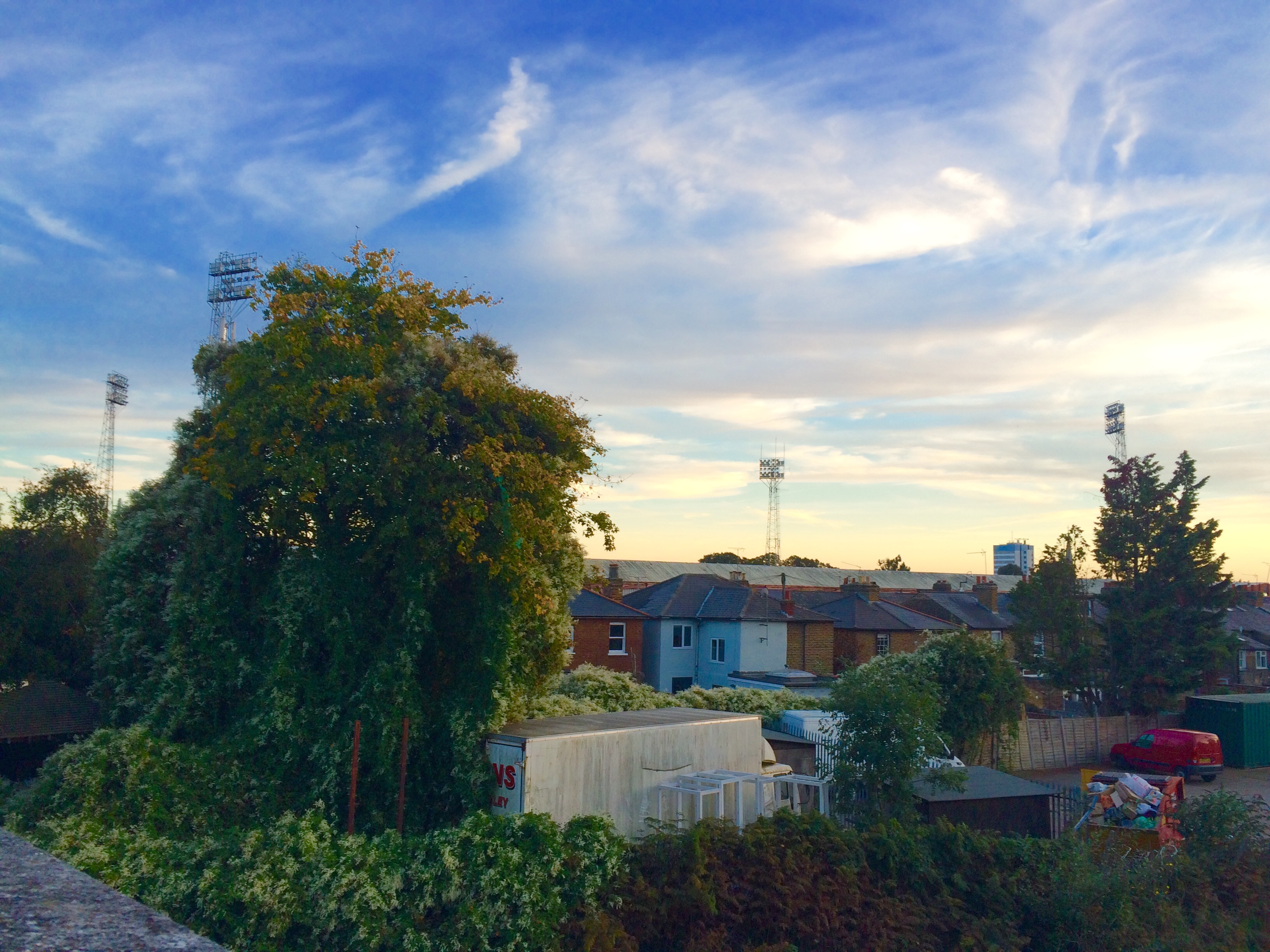 The sun going down on Brentford dreams?