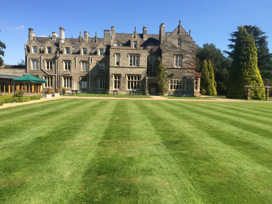Shendish Manor. Copyright Chris Bushe 2015