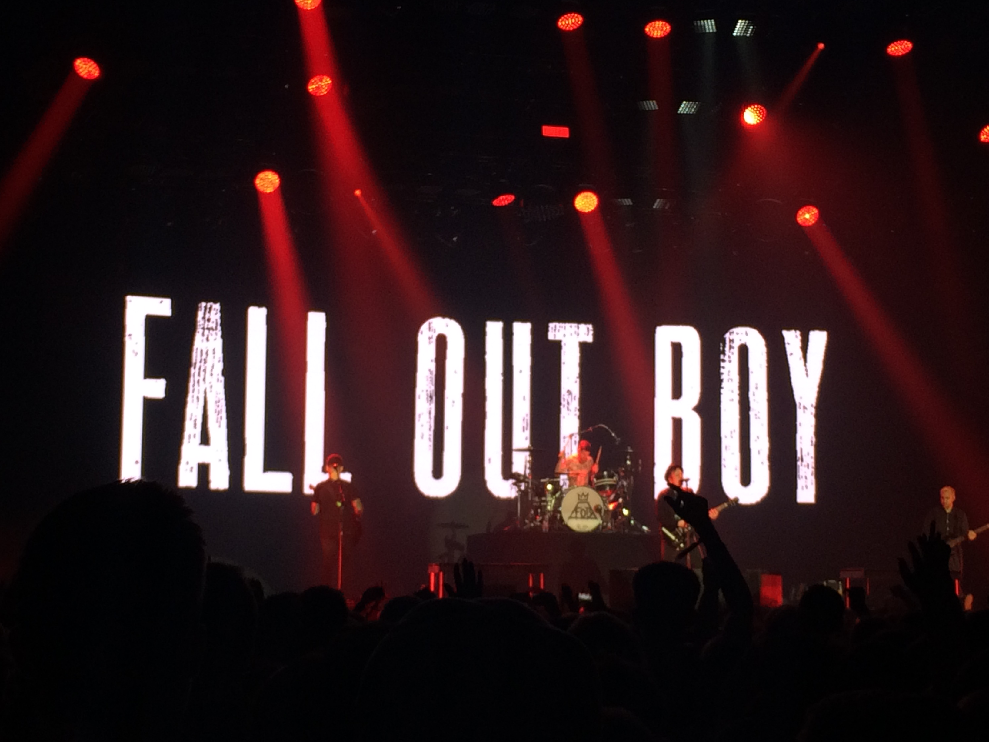 fall out boy meet and greet tickets