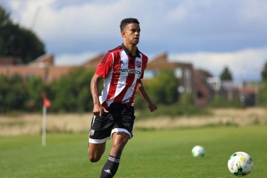 Bees v Huddersfield  Under 18