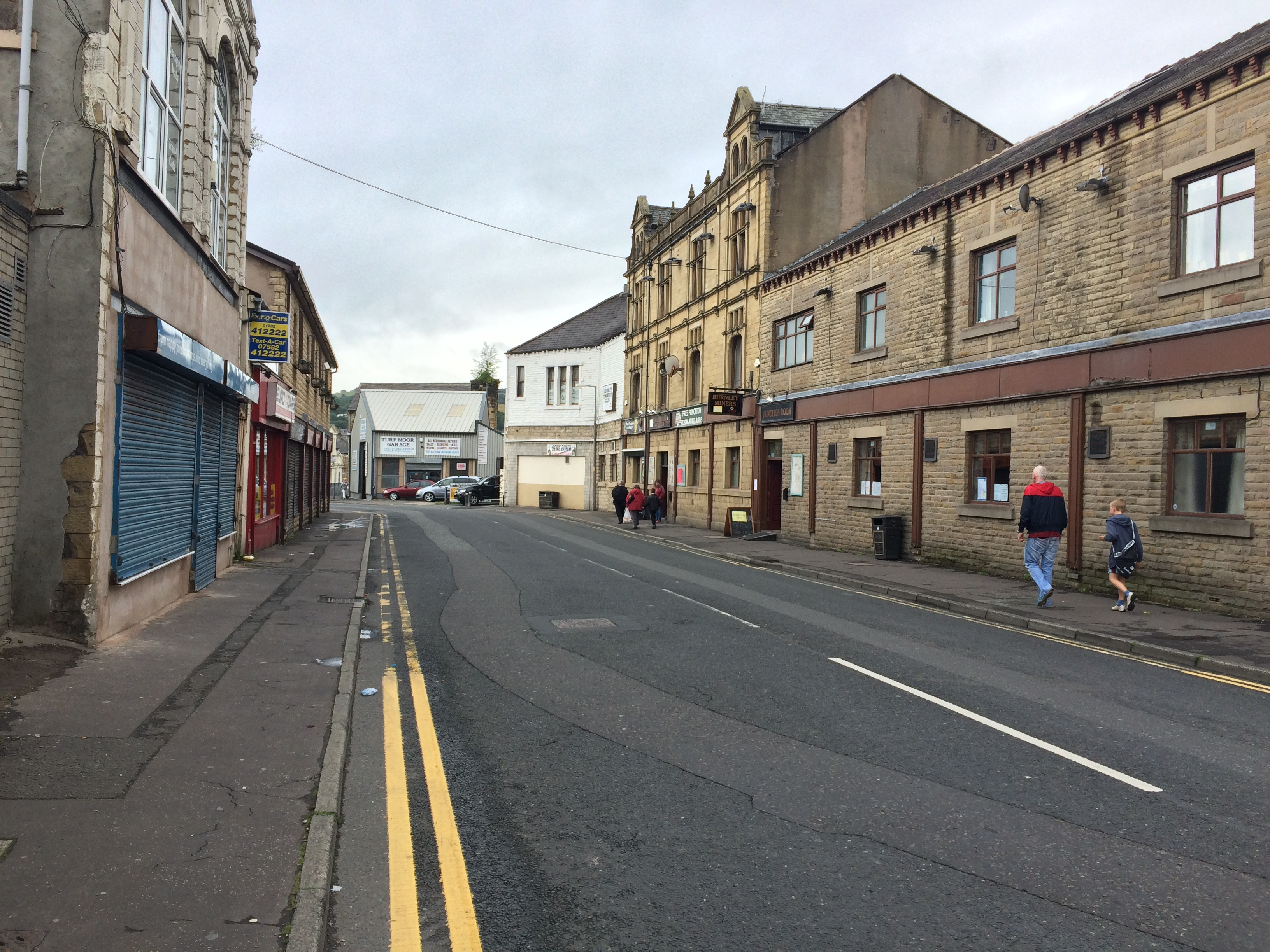 Burnley Streets