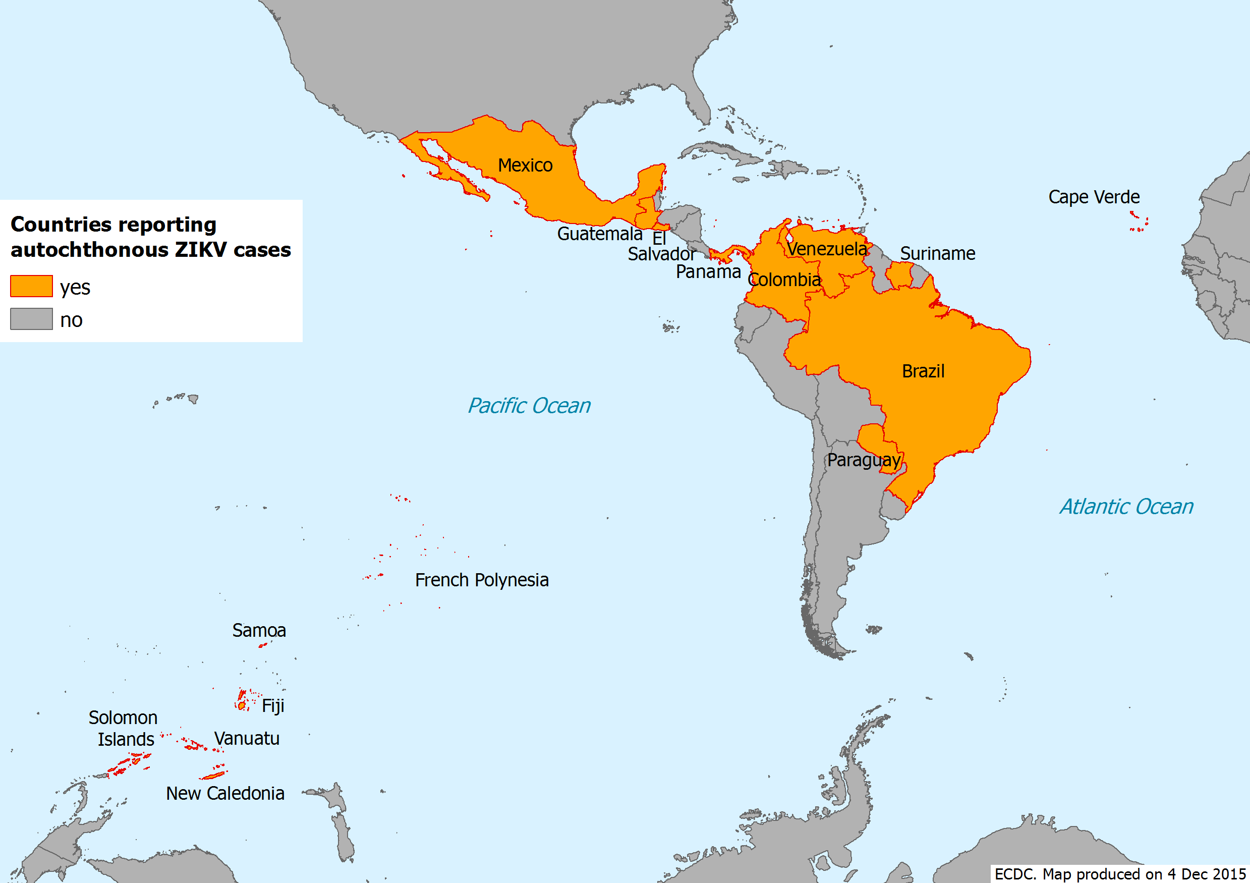 countries-reporting-autochthonous-zika-virus-cases
