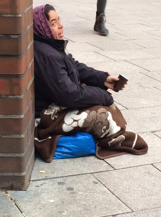 Hamburg Beggar