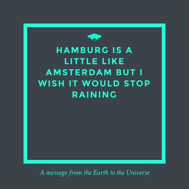 Hamburg Rain