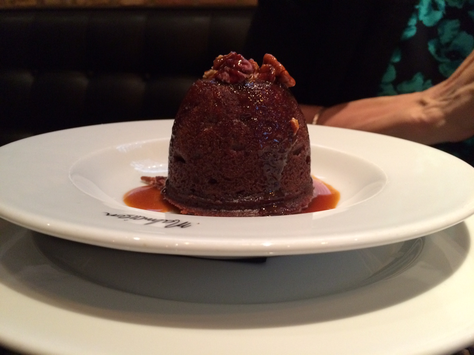Sticky Toffee Pudding 2