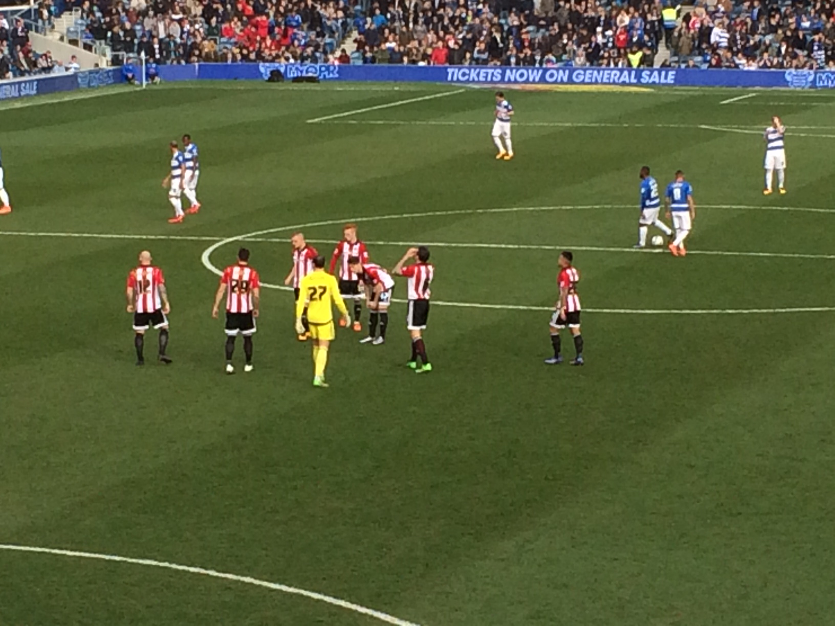 Brentford Team Formation