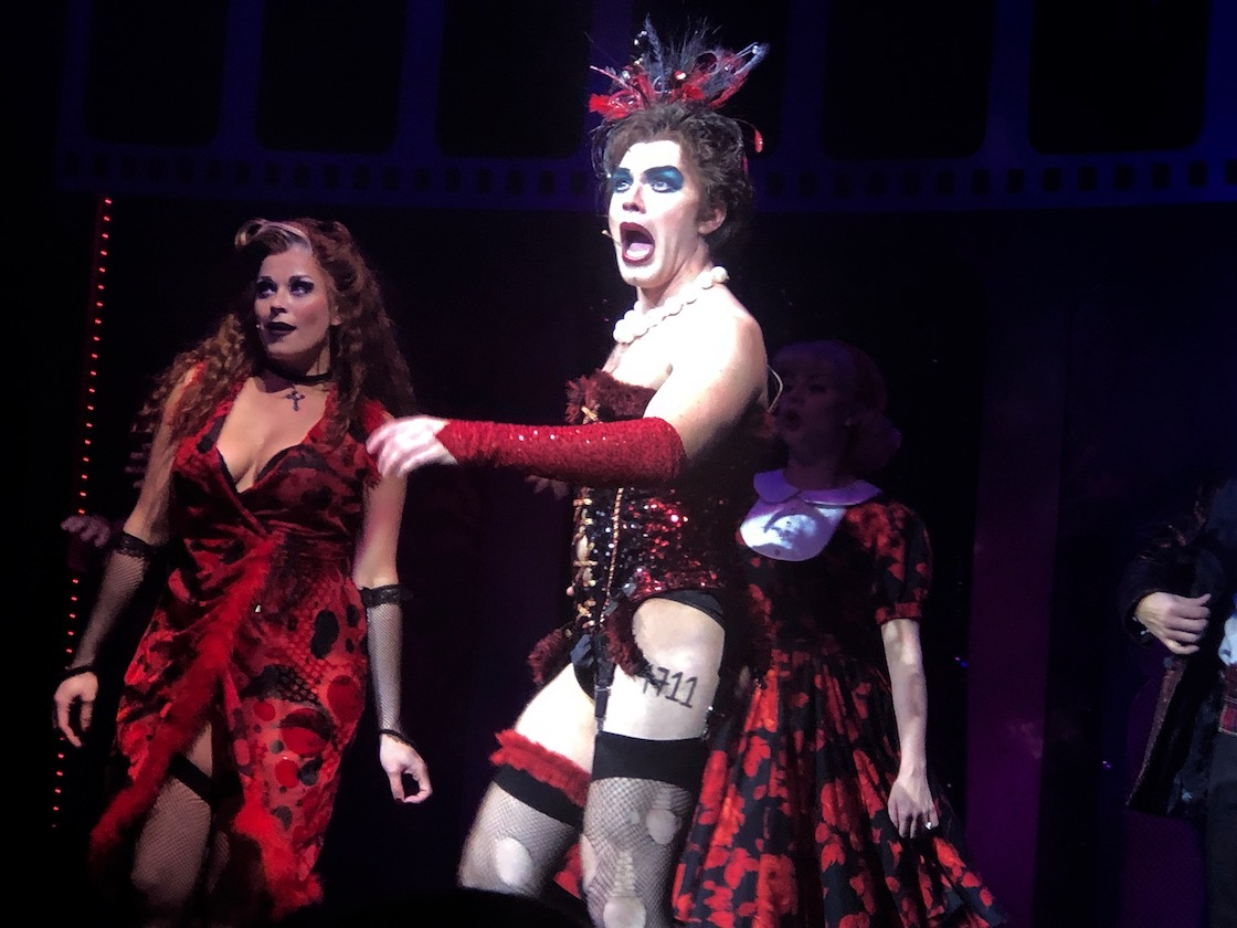 Rocky Horror Woking 2019
